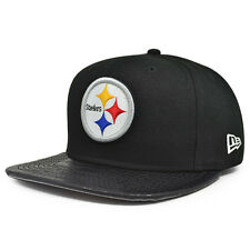 Pittsburgh Steelers New Era TEAM LUXE Strapback 9Fifty NFL Hat