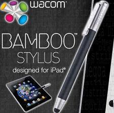 WACOM Bamboo Solo Tablet Smartphone Touch Screen Stylus Pen BLACK CS-100