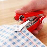 HB- FT- Portable Smart Needlework Cordless Mini Hand-Held Clothes Fabrics Sewing
