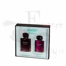 Set - Joop Man 125ml 2 Glass Botle Gift Set (125ml + 75ml A/S)