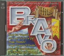 2 CD BRAVO hits best of 95/Simply Red, Vangelis, Meat Loaf
