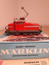 Märklin 3044 Locomotiva elettrica da manovra EA 800 Electric Locomotive type EA