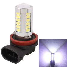 2PCS H8 16.5W 990LM 6500K White Light 5630 SMD 33 LED Car Brake / Steering Light