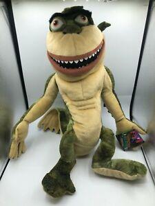 Monsters Vs Aliens The Missing Link Plush Kids Soft Stuffed Toy Animal Lizard