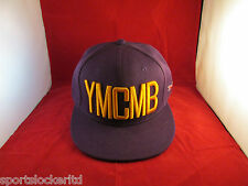 YMCMB Snapback Flat Peak Adjustable Summer Hat Various Colours SportsLocker