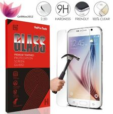 Lot Tempered Glass Screen Protector for Samsung Galaxy Note 4 Note 5 S5 S6 S7
