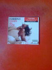 MAROON 5 Hands All Over AUSTRALIAN CD Album + 5 Bonus Tracks!