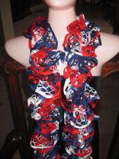 Hand KNITTED RUFFLE SCARF Fashion Starbella WOMEN'S ACCESSORY America