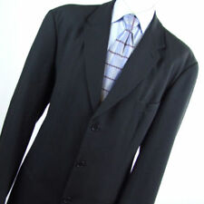 Emporio Armani Patternless Suits for Men