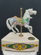 Willitts Tobin Fraley Horse Carousel Limited Ed. When Irish Eyes Are Smiling