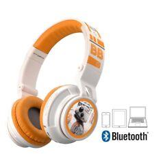 Star Wars Bluetooth Headphones Wireless Kid Friendly Sound