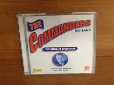 THE COMMANDERS BIG BAND : THE ULTIMATE COLLECTION : 2 CD Set : 2007 : JASCD 667