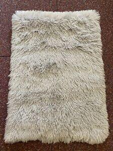 Dogs Pet Blanket Mat Large Bed Soft Hairy Fluffy Rug Soft Velvet Warm Cat Kennel