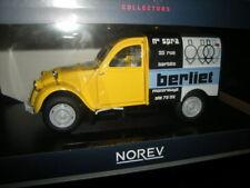1:18 norev citroen 2cv fourgonnette 1956 Berliet nº 181600 OVP