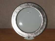 PHILIPPE DESHOULIERES *NEW* CARAT PLATINE Assiette présentation 30cm Plate