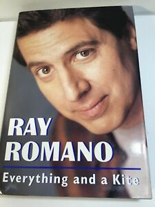 RAY ROMANO EVERYTHING AND A KITE HC BOOK USA 1998 Vg