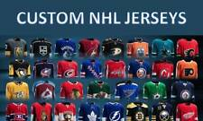 NHL CUSTOM Jerseys (CHOOSE NAME & NUMBER)