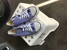 Converse Chuck Taylor Low Top  Size Men 9 US - Purple / brand new