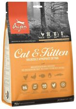 NEW Orijen Cat and Kitten Grain Free Dry Cat Food 12 oz FREE SHIPPING