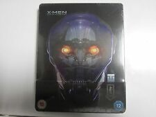 X-MEN: DAYS OF FUTURE PAST - Limited Edition Steelbook 2D/3D Blu Ray