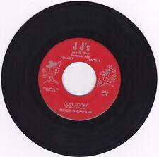 ROCKABILLY 45RPM - JUNIOR THOMPSON ON JJ'S - RARE!  NICE COPY!
