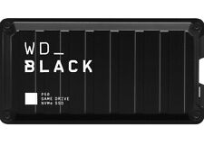 WD BLACK P50 500GB Game Drive SSD Portable USB for PS4 Xbox One Up to 2000MB/s