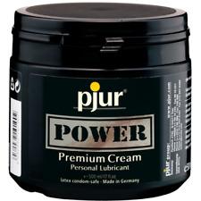 crema lubrificante Pjur Pjur Power Premium 500 ml Crema Lubrificante Anal Relaxi