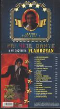 RARE SALSA CD Frankie Dante y su orquesta Flamboyan ME SIENTO GUAJIRO en Caracas