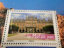 FRANCE 2008, timbre 4166, REGIONS, LE MARAIS PARIS, neuf**, MNH STAMP
