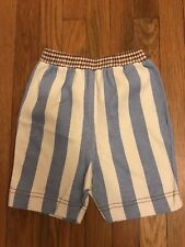 Grain de Lune France Boutique Designer Boys Nautical Theme Shorts Size 18M