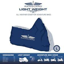 Rainguard Light Weight Waterproof Motorcycle Adventure Rain Cover Large