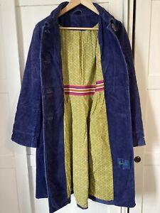 Boden Cord Corduroy Jacket Coat Ladies Womens Size 16