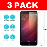 For Xiaomi Redmi Note 4 Global Tempered Glass Screen Protector - CRYSTAL CLEAR