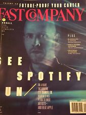 Fast Company Magazine September 2018 Spotify Future Proof Your Career