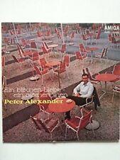 Peter Alexander Ein bißchen Liebe-ein bißchen Wien (AMIGA)  [LP]