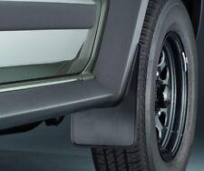 Genuine Suzuki Jimny Mudflap Set - Front, Flexible 99118-78R00-BK1