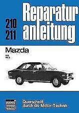 Reparaturanleitung Mazda 616 & RX - 2  @WIE NEU@