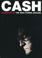 Johnny Cash American IV: The Man Comes Around RARE promo Postcard '02