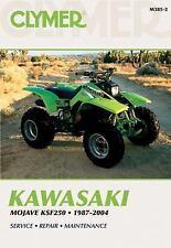 Kawasaki Mojave KSF250 1987-2004 (Clymer Manuals: Motorcycle Repair), Penton Sta