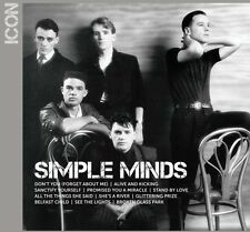 Simple Minds - Icon [New CD]