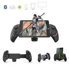 PG-9023 Wireless Bluetooth Game Controller Gamepad Stretch Bracket IOS Android