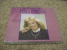 Janet Paschal - An Evening With CD *RARE*  *SEALED* Jimmy Swaggart John Starnes