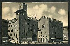 C1930s View of Palazzi Podesta e Re Enzo, Bologna, Italy