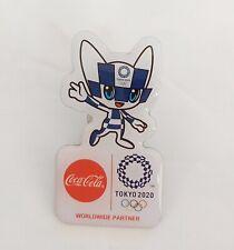 Brand New Coca Cola Tokyo 2020 olympic pin