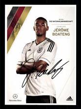 Jerome Boateng DFB Autogrammkarte 2012 NEU Europameisterschaft 2012