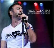 PAUL RODGERS (Free, Bad Company) - Hammersmith 2009 (Live) 2 CD SET [WR]