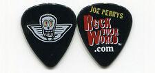 AEROSMITH 2001 Push Play Tour Guitar Pick!!! JOE PERRY custom concert stage #10