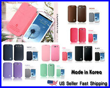 Perfect fit Flip Cover Case with card Holder 4 Samsung Galaxy Note 2 US Seller