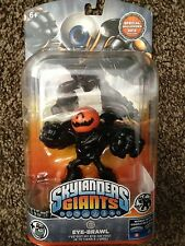 Skylanders Giants Rare PUMPKIN EYE BRAWL (Halloween Ed) NIB