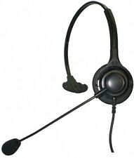 NFH1Q Headset with 3.5mm Plug for Alcatel 4028 4029 4038 4039 4068 8028 8029 IP